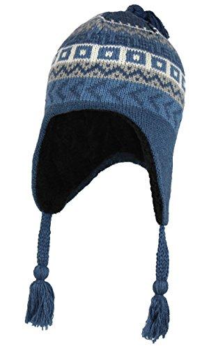 Jacquard Knit Caps - 7