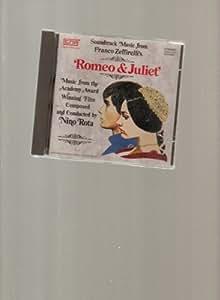 FRANCO ZEFFIRELLI'S ROMEO & JULIET SOUNDTRACK