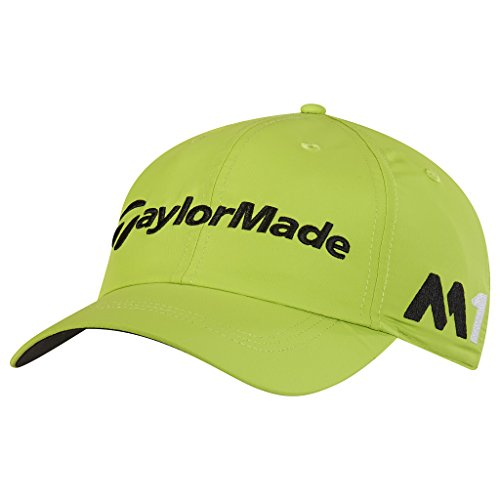 Taylormade Relaxed Cap (TaylorMade LiteTech Tour Cap, Lime)