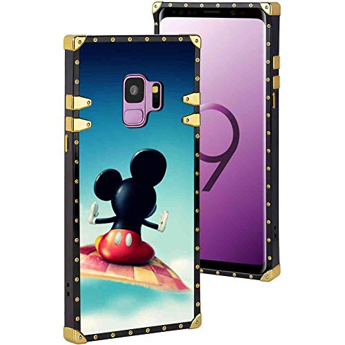 Phone Shell Case Fit for Samsung Galaxy S9 5.8-Inch Mariodisimone Nokialumia920 Mickey Mouse