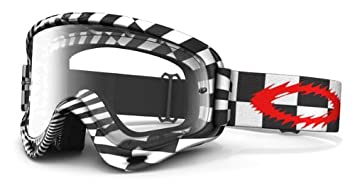 28e7b8b5f2f Image Unavailable. Image not available for. Colour  Oakley O Frame Mx  Goggles Checked Out Clear Lens
