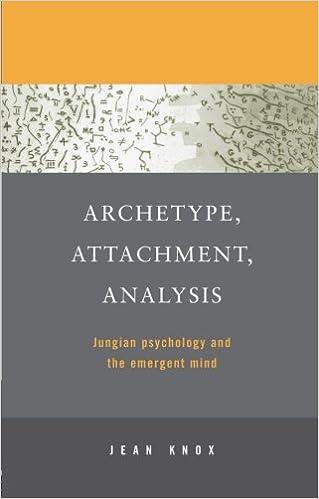 Amazon Archetype Attachment Analysis 9781583911297 Jean