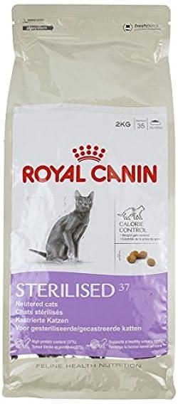 ROYAL CANIN FELINE HEALTH NUTRITION STERILISED 2 KG SPAYED NEUTERED CAT APPETITE CONTROL FOOD