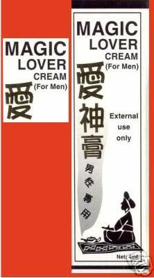 SEXUAL STIMULANT ALL NIGHT LONG- MAGIC Lover Cream for Men- Ancient Oriental Formula