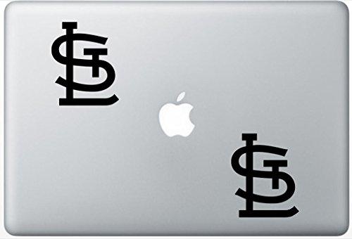 Saint St Louis Stl City Logo ArcDecals78602593 Set Of Two  ,