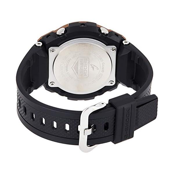 Casio De los hombres Watch G-SHOCK G-STEEL Reloj GST-210B-4A 3
