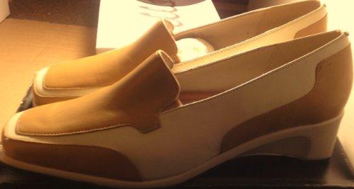 Ted Lapidus - Sandalias de vestir de Piel para mujer Beige camel