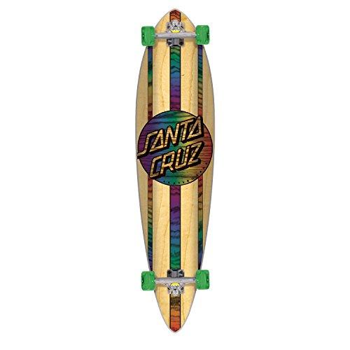 SANTA CRUZ Longboard Mahaka Rainbow Pintail 9.58″ x 39″