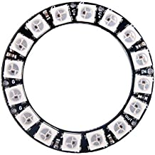 NeoPixel 16 LED Ring with Integrated driver