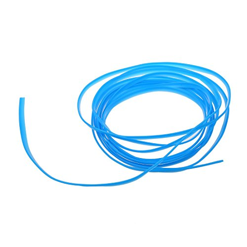 TOOGOO 5M Universal Car Styling Flexible Interior Internal Decoration Moulding Trim Decorative Strips Line DIY Stickers Car-Styling Blue by TOOGOO (Image #2)