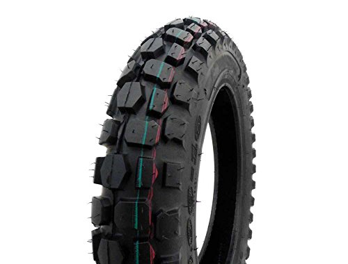 COMBO TIRE and INNER TUBE Size 3.00 - 12 Front or Rear Knobby Tread - Motorycle Trail Off Road Dirt Bike Motocross Pit by MMG (Image #4)