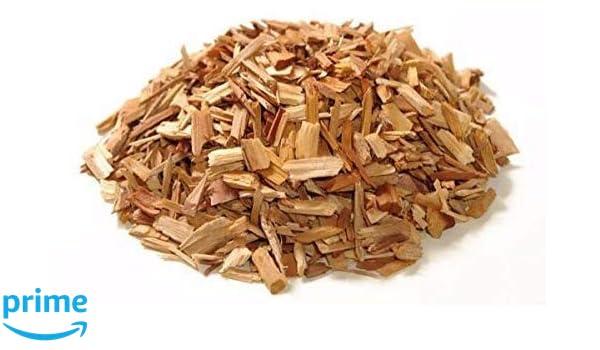 Pro Smoke - Virutas de madera de aliso, haya y cerezo mezcla premium para BBQ, 6 litros: Amazon.es: Hogar