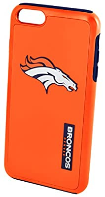 "Denver Broncos Impact TPU 2-Piece Dual Hybrid iPhone 8 PLUS / iPhone 7 PLUS / iPhone 6 PLUS / 6s PLUS - 5.5"" Screen ONLY"