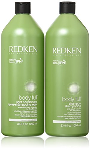 Redken Body Full Shampoo & Conditioner Liter Duo by Redken