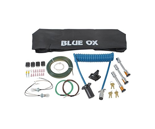 Aladdin Tow Bar (Blue Ox BX88231 Aventa LX Towing Accessory Kit)