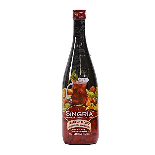 Espadafor Sangria sin Alcohol, 1 l