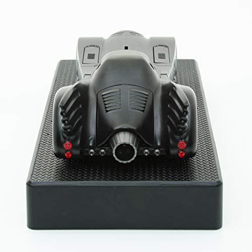 DC Comics Batman Voice Activated Batmobile diecast - Smart Speaker - Connect to Siri, Google Now, or Wireless Bluetooth