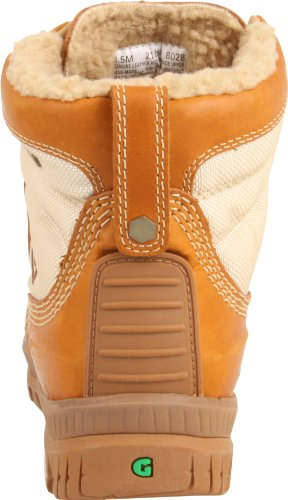 Timberland Mount Holly FTW 21648 - Botas de senderismo para mujer Marrón (Wheat with Wheat)