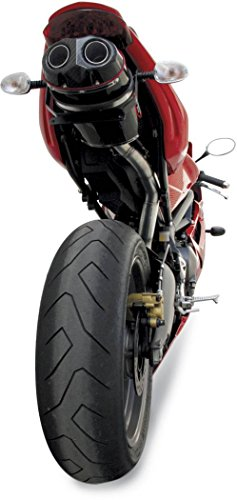 Jardine RT-One Dual Outlet Slip-On Exhaust - Carbon Fiber