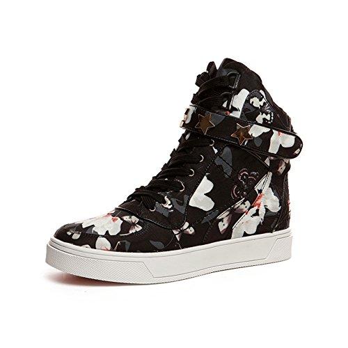 Mayor en primavera y verano en la versión coreana de los zapatos invisibles/ zapatos de encaje/Los zapatos altos/Zapatos de lona A