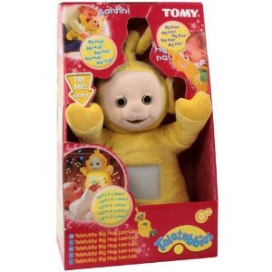 Tomy Teletubbies Big Hug Teletubby La La Plush Musical Talking Doll Toy  Boxed Gift - Buy Online in Oman.  cf6aafd8c335
