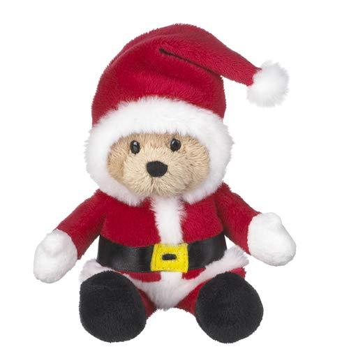 Wee Bears Costumed Teddy Bear: Santa Claus - By Ganz by Ganz
