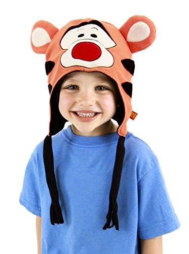 Disney Tigger Hoodie Hat (Winnie The Pooh And Tigger Halloween Costumes)