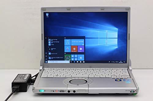 【中古】 Panasonic CF-S10CU9DS Core i5 2520M 2.5GHz/4GB/128GB(SSD)/Multi/12.1W/WXGA(1280x800)/Win10 光学ドライブ難あり   B07GWCQ156