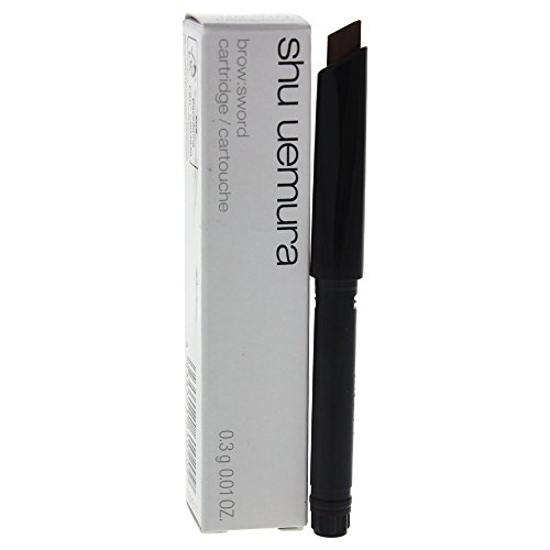Shu Uemura Brow Sword Eyebrow Pencil Cartridge, Brown, 0.01 Ounce (Best Japanese Brow Pencil)