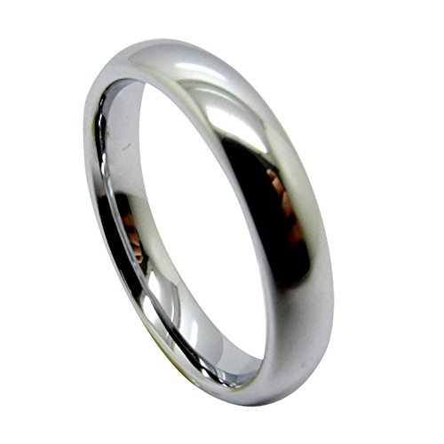 Queenwish Polished Tungsten Comfort Wedding product image