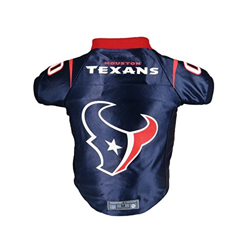 NFL Houston Texans Premium Pet Jersey, - Collar Texans Dog Houston