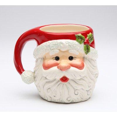 Santa 10 oz. Mug (Set of 4)