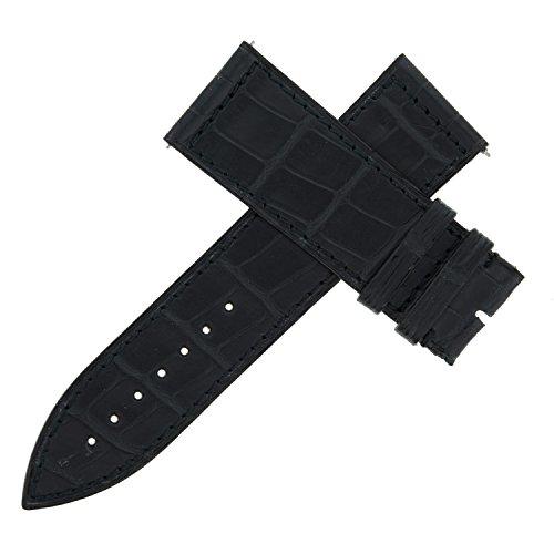 franck-muller-23f-24-22mm-genuine-alligator-leather-black-watch-band