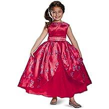 Elena Ball Gown Deluxe Elena of Avalor Disney Costume, SMALL/4-6X