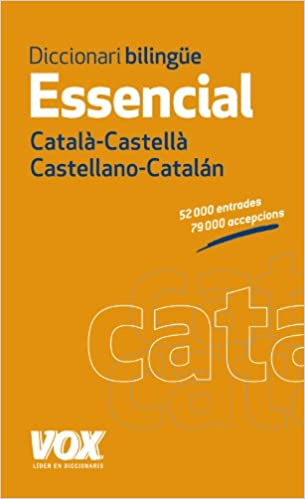 Diccionari Essencial Castellano-Catalán / Català-Castellà ...