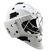 GY Professional cat eye cage Ice Hockey Goalie mask with CE