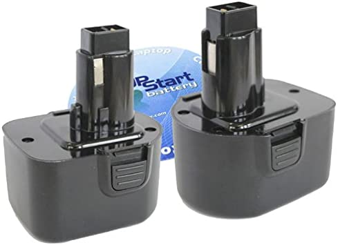 NICD Battery for DeWalt DW9072-1300mAh 12V