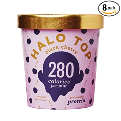 Halo Top - Pinta para helado: Amazon.com: Grocery & Gourmet Food