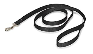"PetSafe Nylon Leash 3/4"" x 6', Black (B000H5B5IO) 