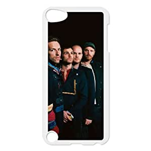 iPod Touch 5 Case White Coldplay Phone cover L7765856