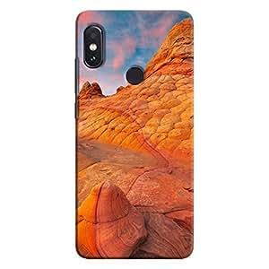 Cover It Up - Sandstone Rocks Redmi Note 5 Pro Hard Case