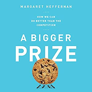 A Bigger Prize Audiobook