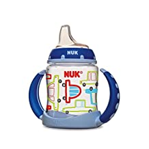 NUK 14097 Cars Learner Cup, 5-Ounce, 2 Pack