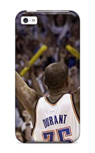 Best oklahoma city thunder basketball nba NBA Sports & Colleges colorful iPhone 5c cases 2624487K361087770