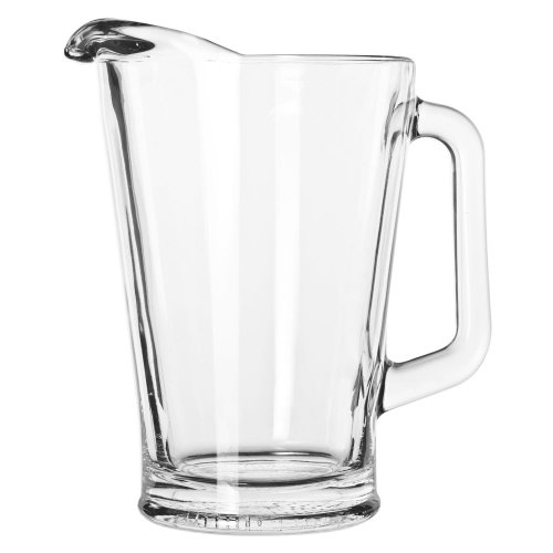 Libbey 5260 60 Ounce Pitcher - 6 / Pk