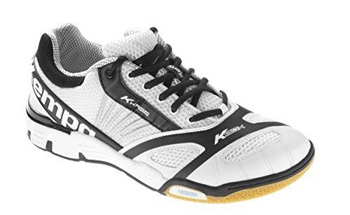 Mixte De Handball Hurricane Adulte Kempa noir Multicolore Chaussures blanc xfwAqzO