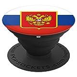 Russia Russian Flag Trikolor %2D PopSock