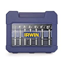 Irwin Tools 1966892 Marples Wood Drilling Forstner Bit Set (8 Piece)