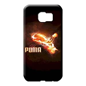samsung galaxy s6 edge High Plastic Hd mobile phone skins Puma famous top?brand logo