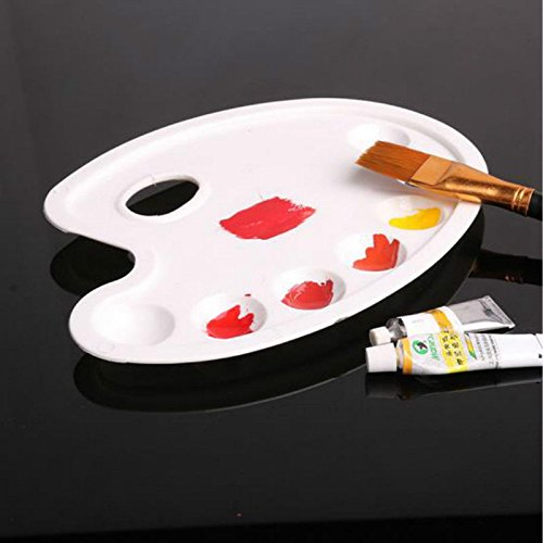 1pc Art Alternatives Paint Tray Artist Watercolor Plastic Palette Supply White by Unknown (Image #4)